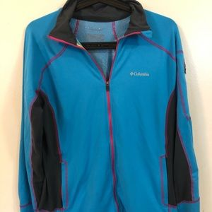 💝 Columbia active wear jacket